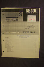 Nikko Stereo Receivers & Amplifiers Service Manuals