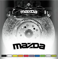 Pinza de freno Mazda Premium Calcomanías Pegatinas
