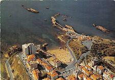 BR8576 Biarritz vue generale sur le Rocher de la Vierge  france