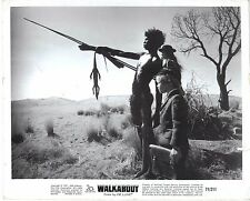 Walkabout 1971 Jenny Agutter Luc Roeg David Gulpilil 8x10 Photo Lobby Card