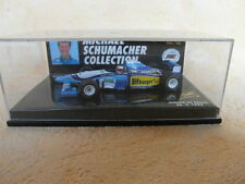 Benetton Renault B 195-Michael Schumacher-scala 1:64 MS-COLLECTION N. 16