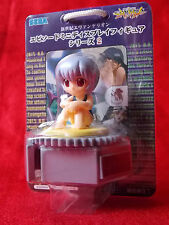 "UNOPENED! REI AYANAMI EVANGELION / FIGURE 2.4"" 6cm KAIJU MANGA / UK DESPATCH"