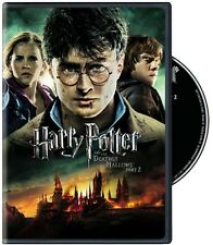 Harry Potter and the Deathly Hallows: Part II (DVD, 2011 w/ Digital Copy)