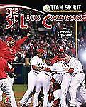 The St. Louis Cardinals (Team Spirit (Norwood))-ExLibrary