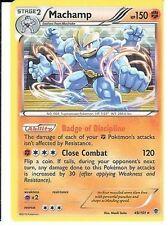 POKEMON BLACK AND WHITE PLASMA BLAST - MACHAMP 49/101 HOLO