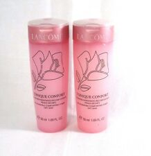 Lot/2 Lancome Tonique Confort Re-Hydrating Comforting Toner Dry Skin ~ 1.69 oz ~