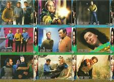 Star Trek TOS Season 2 Full 81 Card Base Set of Trading Cards from SkyBox