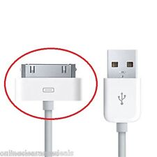 5X Genuine Charging Cable Charger Lead for Apple iPhone 4 4S 3GS iPod iPad2&1