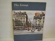 THE LAMP MAGAZINE  JANUARY 1948,     TOO LITTLE OILS: A STREET SCENE IN PARIS