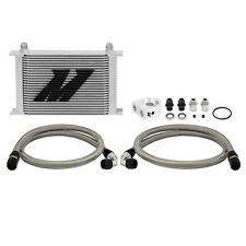 Mishimoto Universal 25 Row Oil Cooler Kit - Silver