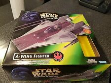 Hasbro Star Wars X-Wing Fighter Vehicle, new in open box