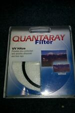 QUANTARAY FILTER 67mm UV HAZE PHOTO & VIDEO FILTER