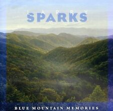 Larry Sparks - Blue Mountain Memories [New CD]