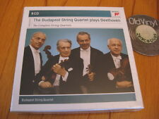 SEALED 8 CD BOX The BUDAPEST STRING QUARTET plays Beethoven 2010 Sony