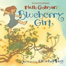 Blueberry Girl-ExLibrary