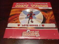 SUNFLY HOT TRAX KARAOKE DISC SFHT05 VOLUME 5 LOVE SONGS 1 CD+G SEALED 15 TRACKS