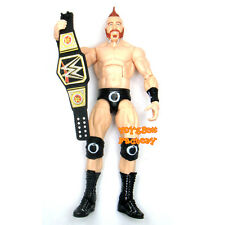 WWE Elite Sheamus WWE World Championship Belt Wrestling Action Figure Kid Toy