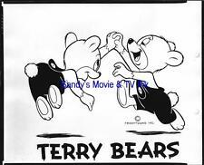 TERRY BEARS TV Photo Terrytoons *Animation* (Print copy negative)