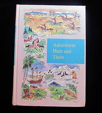Through Golden Windows Series ~ Adventures Here and There ~ 1958 ~ Grolier Inc