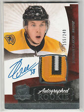 2010 10-11 The Cup #167 Jordan Caron JSY AU RC patch autograph 155/249 rookie