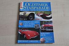 164156) Jaguar E-Type - Mercedes 190 SL - Oldtimer Parade 05/1992