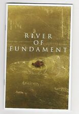 MATTHEW BARNEY River of Fundament RARE 32p Programme ART CATALOGUE