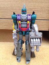 Transformers Combinador guerras De Lujo Vortex generaciones CW Bruticus