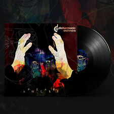 Disharmonic Orchestra - Fear of Angst LP (2016) vinyl version black, Austrian