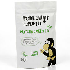 Purechimp ™ Super Té-Matcha Green Tea En Polvo - 100g-Ceremonial Grado