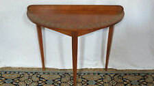 Hitchcock Console Side Wall Table Rare