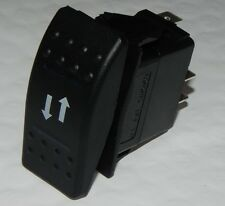 MARINE / AUTO CONTURA Switch SPDT SPECIALTY UP / DOWN MOMENTARY (ON)OFF(ON) 12V