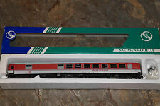 Sachsenmodelle 74498 WRm DR red/gray IC (InterCity)  Restaurant car Ep.IV