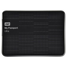 WD My Passport Ultra 1TB Portable External USB 3.0 Hard Drive with Auto Backup