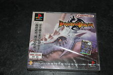 Dragon Valor Namco  New Factory Sealed PS1 Playstation 1 Game Jap NTSC J Version