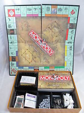 Monopoly LORD OF THE RINGS Trilogy Limited Edition Game 2003