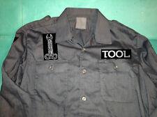 Strumento Grigio Esercito Tedesco XL Camicia ROCK BAND Undertow LATERALUS ænima 10.000 giorni