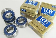 HONDA TRX 400 EX DOUBLE ROW REAR AXLE CARRIER BEARINGS & SEALS 1999-2008