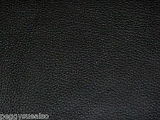 "Leather 12""x12"" Thick SOFT Black Cowhide CHAP Full Grain 4-4 oz/1.6-1.8 mm"