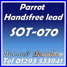 Autoleads SOT-070 Mitsubishi Bluetooth Parrot SOT Lead T-Harness ISO Adaptor