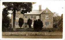 Driffield posted House & Conifers. Card written by Jenny.