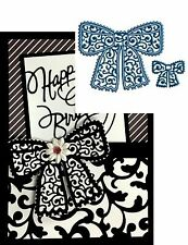 Tattered Lace Dies CHANTILLY BOWS cutting die set D172 All Occasion ribbon