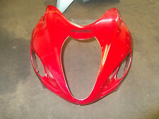 Suzuki Hayabusa GSX1300R GSXR1300 99-02 Top Fairing Front Head Cowl Nose Cone