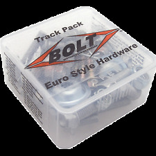 Bolt Euro Style Track Pack Set Factory Bolts Nuts Washers Screws KTM Husaberg