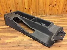 BMW E36 3 Series Black Centre Console Unit  -  compact