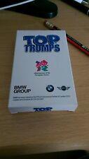 Top Trumps Tarjetas de recuerdos de Londres 2012 olímpico BMW