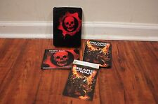 Gears of War -- Limited Collector's Edition Steelbook (Microsoft Xbox 360, 2006)