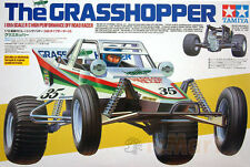 Tamiya 1:10 The Grasshopper (2005) ESC EP RC Car Buggy Off Road #58346