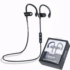 Sport Bluetooth 4.1 Wireless Stereo Headset  Earbud Earphone Headphone Handsfree