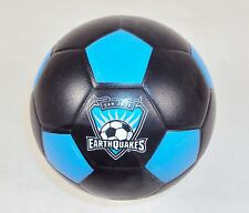 FoamHead Mini Indoor/Outdoor Soccer Ball ~ MLS Licensed San Jose Earthquakes