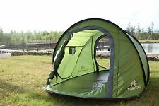 New Waterproof 1-2 Person Automatic Tent Sun Shade Instant Pop Up Camping Hiking